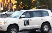 Destruction of Syria's chemical weapons under way