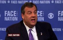Full Interview: Gov. Chris Christie, October 25