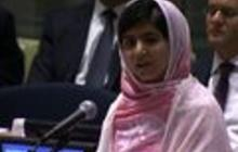 Malala, the Pakistani youth shot in head, says Taliban failed