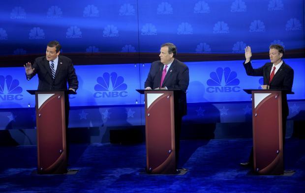 The republican debate october 11 celebrity