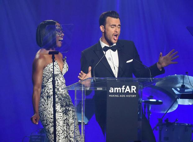 amfAR gala 2015