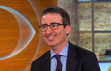 John Oliver: I'm not a journalist