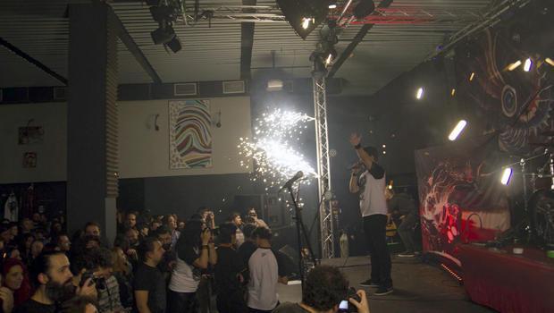 The Station nightclub fire : watchpeopledie