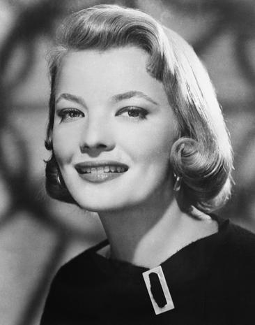 gena rowlands movies list