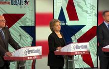 Dem Debate Part 2 - Candidates spar on the economy
