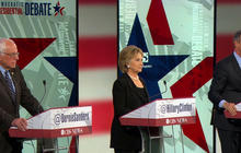 Dem Debate Part 3 - Candidates lay out vision for domestic agenda