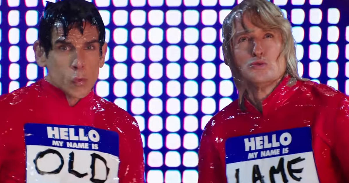 Watch The Outrageous Zoolander Two Full Trailer Cbs News