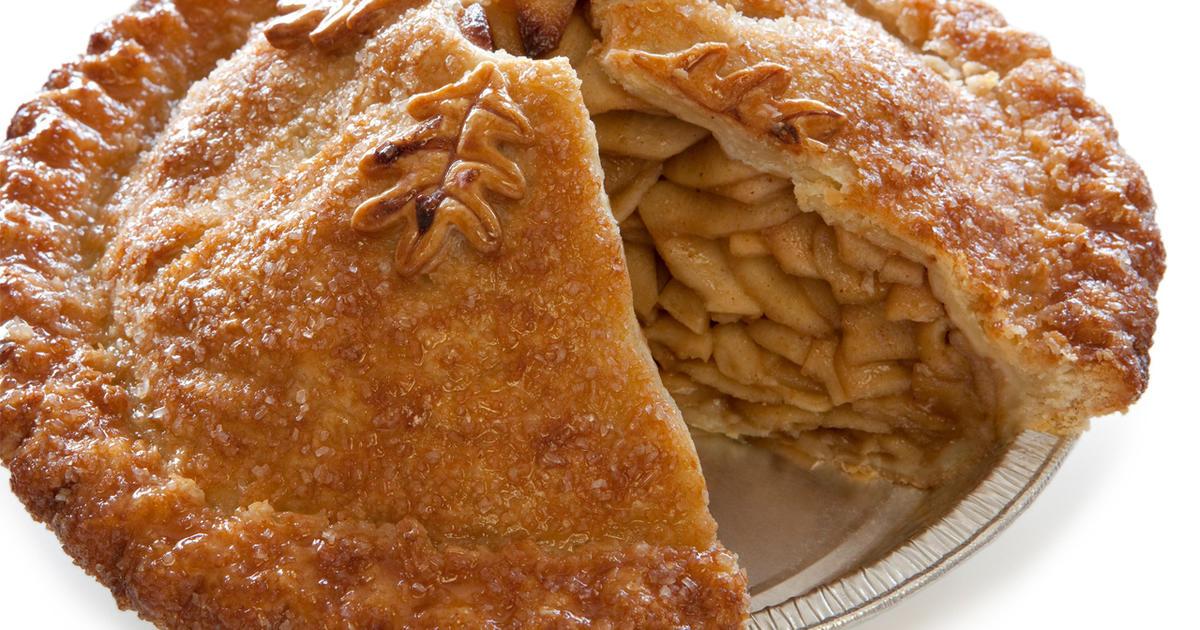 Recipe Apple Pie Cbs News