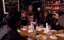 In the kitchen with Marcus Samuelsson