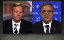 """Jeb Bush: Trump is """"misinformed at best"""" on foreign policy"""