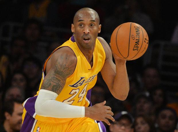 The end of an era - 24 facts about amazing Kobe Bryant - Pictures - CBS News