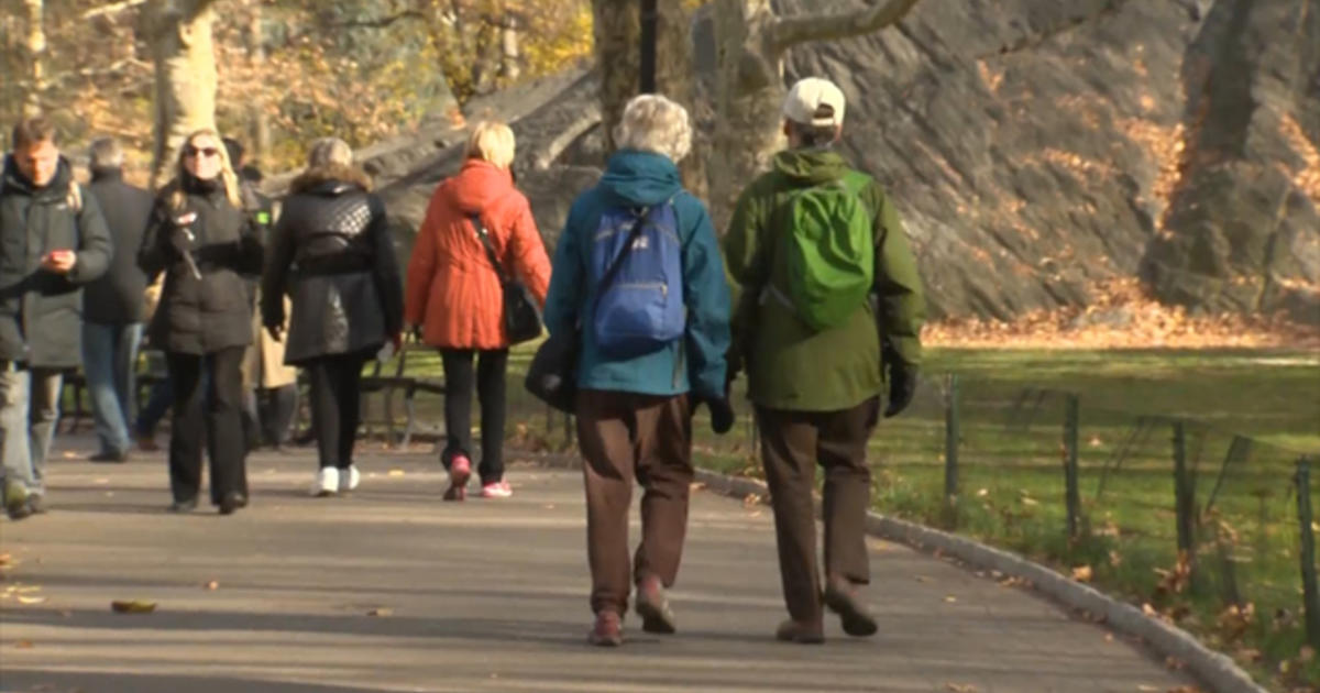 Slow Walking Speed May Signal Alzheimer S In The Elderly