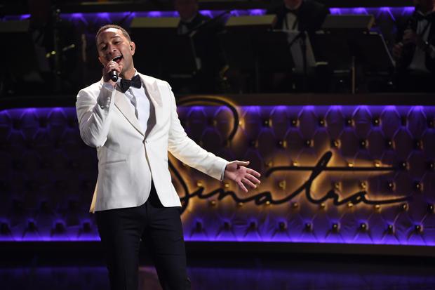 "Stars at ""Sinatra 100"""