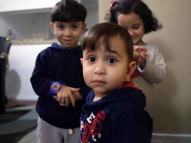 叙利亚难民 - 德州 -  ap715672470155.jpg