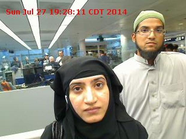 Faces of terror