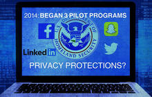 U.S. to scrutinize social media loopholes in visa screening
