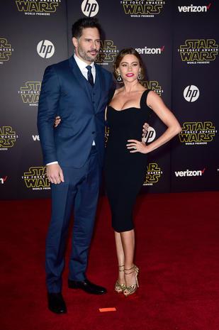 """Star Wars: The Force Awakens"" world premiere"