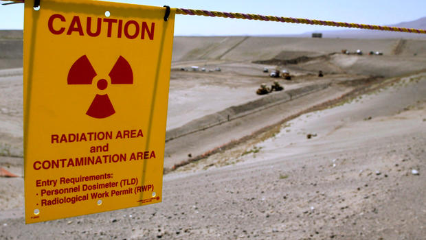 Tunnel collapses at United States nuke site, no radiation leak