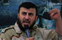Hours after top Syrian rebel commander is killed, a successor is named