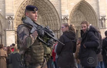 Security concerns evident in European New Year's celebrations