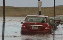 El Nino storms thrash California with more to come
