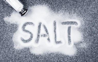 10 disreputable sources of too most salt in your diet