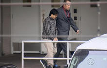 Two arrested in U.S. on terrorism charges