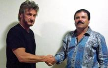 Sean Penn's secret meeting with Mexican drug kingpin