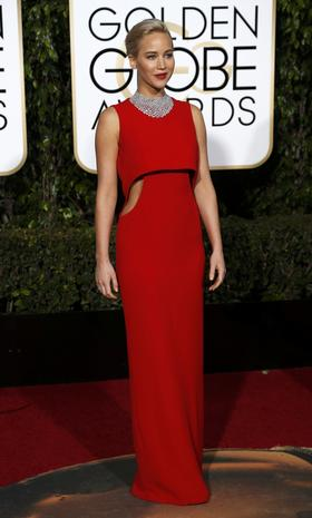 Golden Globe Awards 2016 red carpet