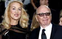 News Corp CEO Rupert Murdoch engaged to former supermodel Jerry Hall