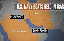 Pentagon: 2 U.S. Navy boats in custody of Iranian military