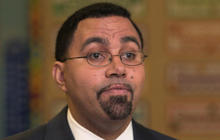 Acting education secretary on student debt problem