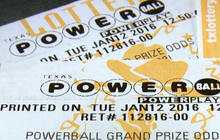 All eyes on historic $1.5 billion Powerball drawing