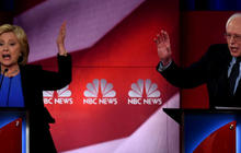 Clinton, Sanders trade fiery remarks during S.C. debate