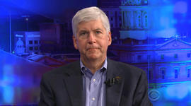 Gov. Snyder: I take responsibility for Flint water crisis