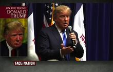 Full interview: Donald Trump, January 24