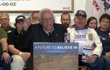 Clinton and Sanders scapping for every vote in Iowa