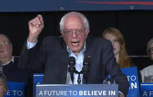 Sanders and Clinton trade jabs as Iowa caucuses approach
