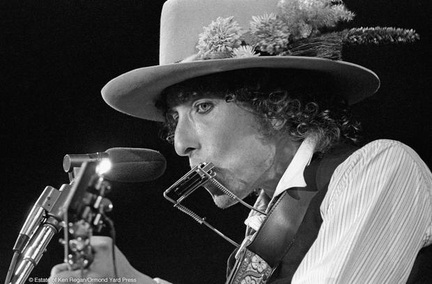 Resultado de imagen de Bob Dylan - Rolling Thunder Revue