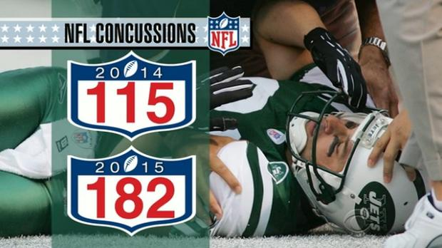 concussions in the nfl nfl history