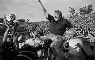 50 years of Super Bowl photography