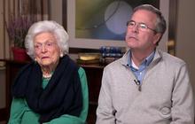Barbara Bush: Jeb Bush is needed in White House