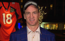 Peyton Manning on Super Bowl 50 victory, his future