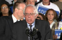 Bernie Sanders' decisive win in New Hampshire