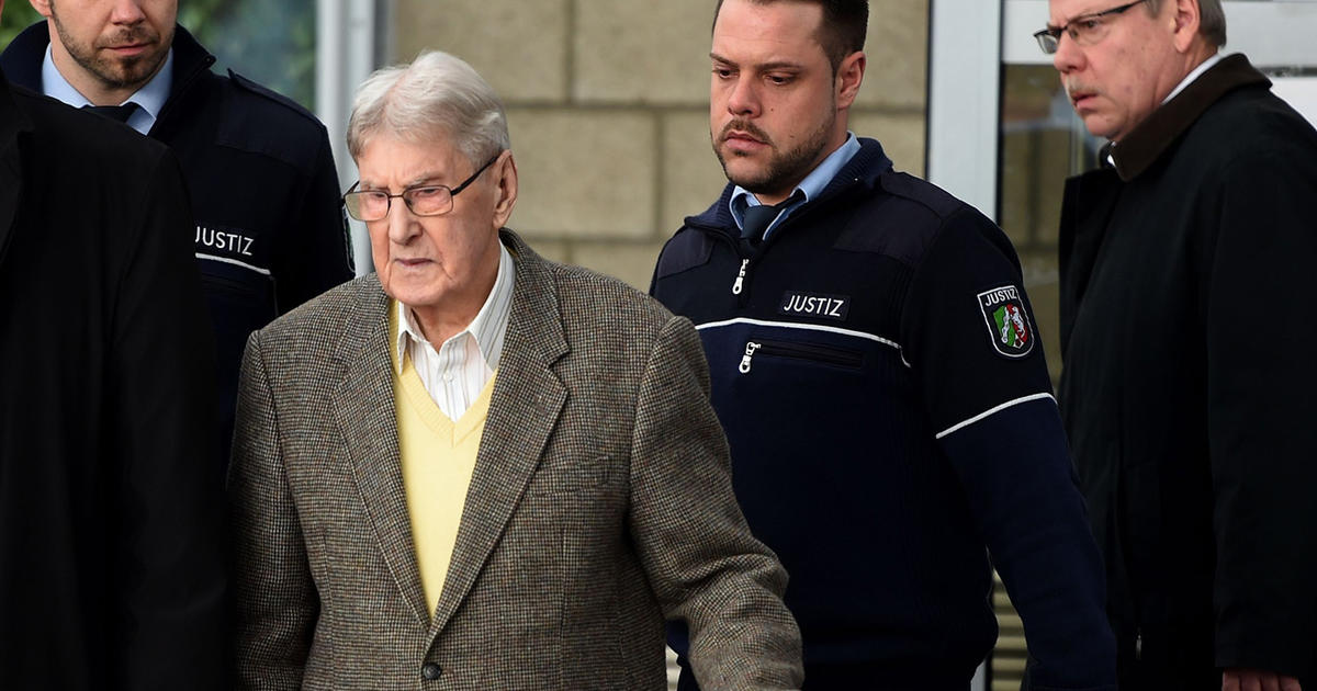 Ex-Nazi guard, 94, found guilty of 170,000+ counts of accessory to murder