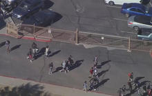 Two teen girls die in Arizona school shooting