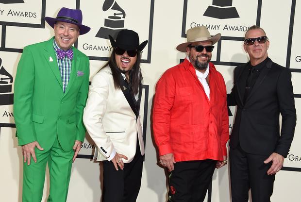 Grammys 2016 red carpet
