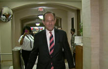 Eliot Spitzer accused of choking woman at NYC hotel