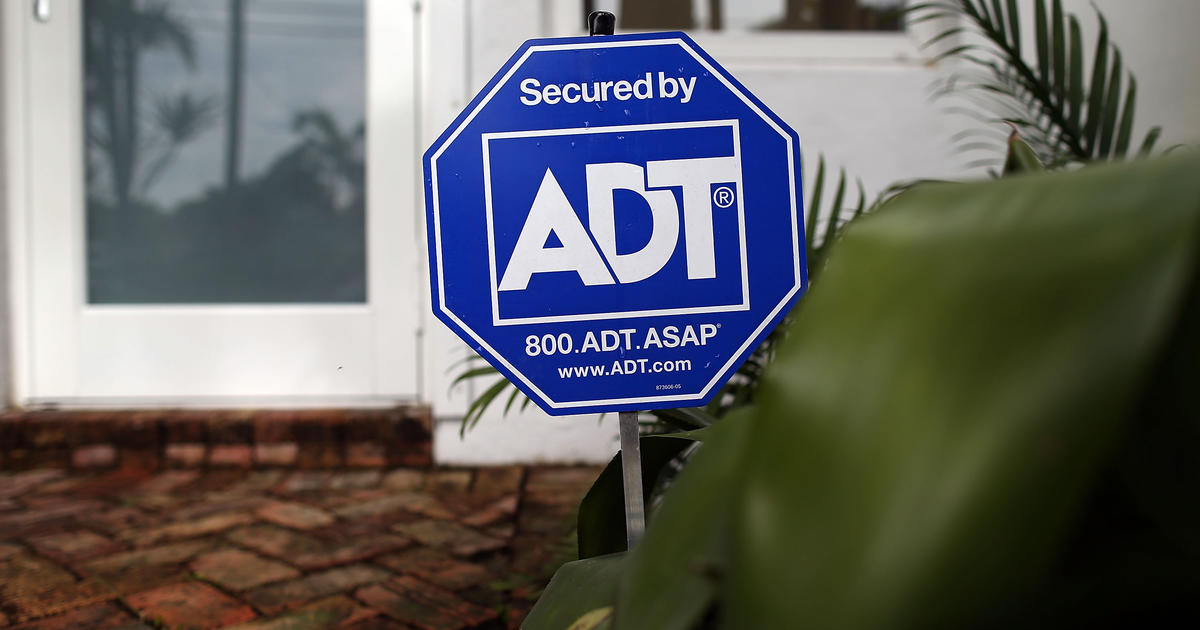 Adt Being Purchased Apollo Global For Billion Cbs News
