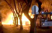 Turkey terror attack: Death toll rises to 28 in car bombing